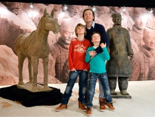 Expositie Terracotta Warriors