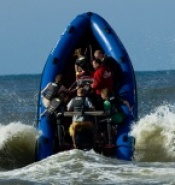 Beachevent met Powerboat!